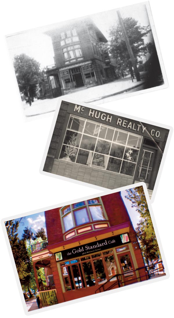 4800 Baltimore Ave. Historical Photo
